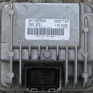 Opel, Isuzu 1.7 dti